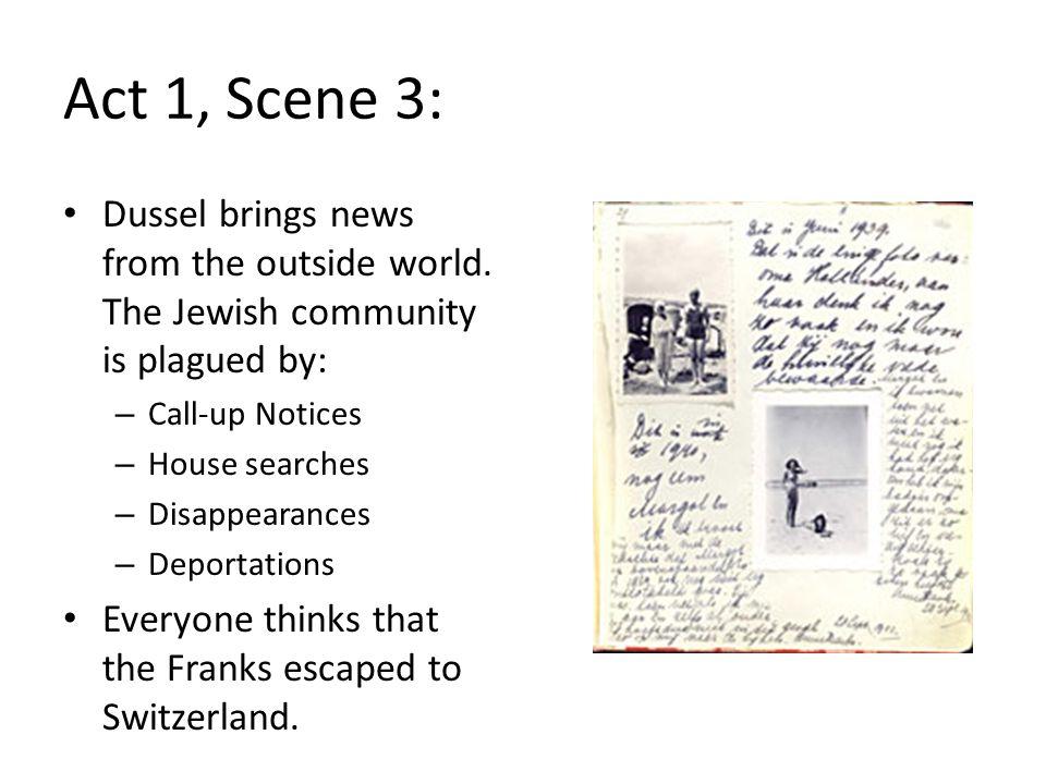 anne frank act 1 scene 5