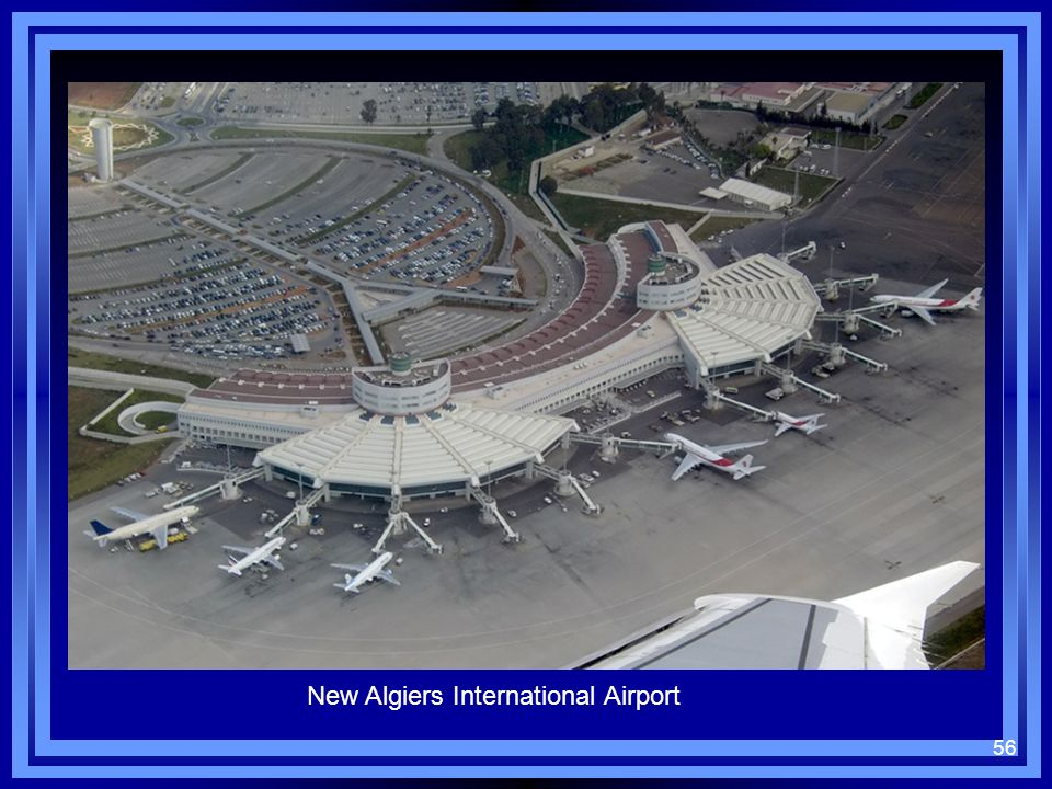 New Algiers International Airport