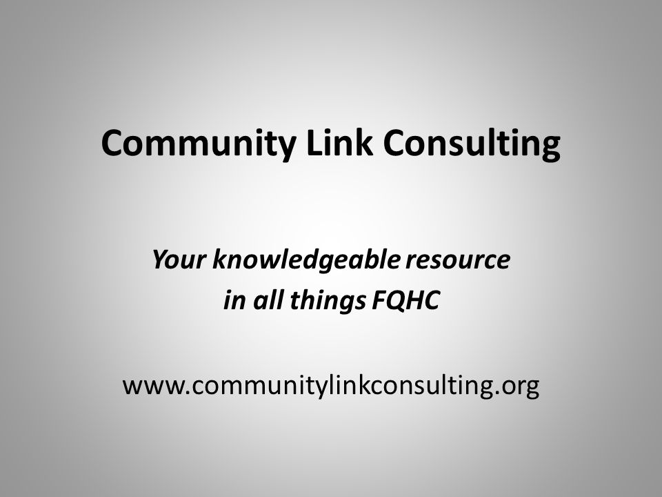Community Link Consulting