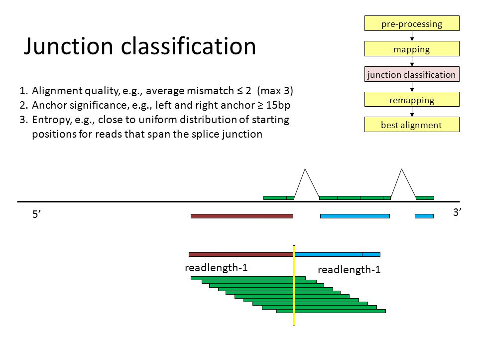 junction classification