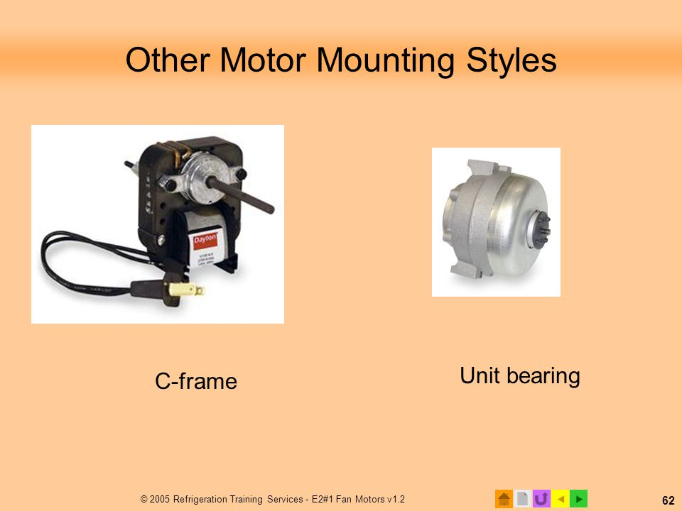 Other Motor Mounting Styles