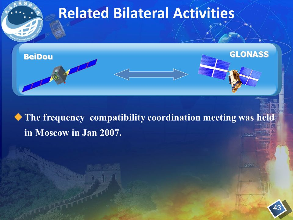 Related Bilateral Activities