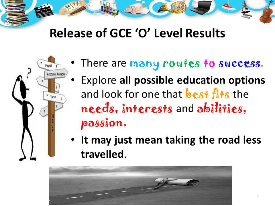 gce-o-level-oral-topics