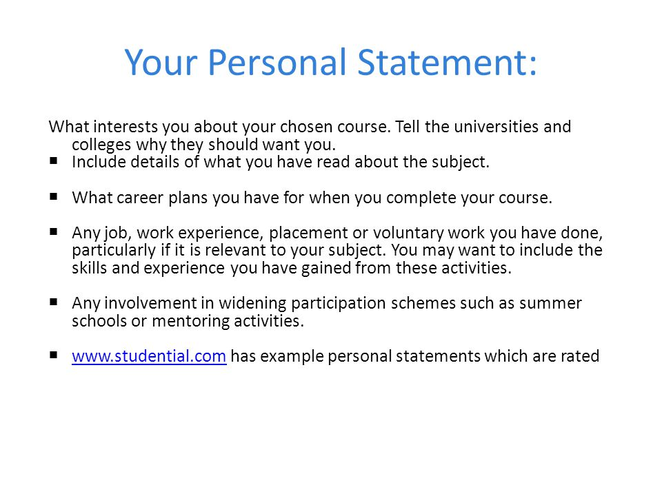 Uca University College Admission Service Ppt Video Online Download Studential Personal Statement Checker