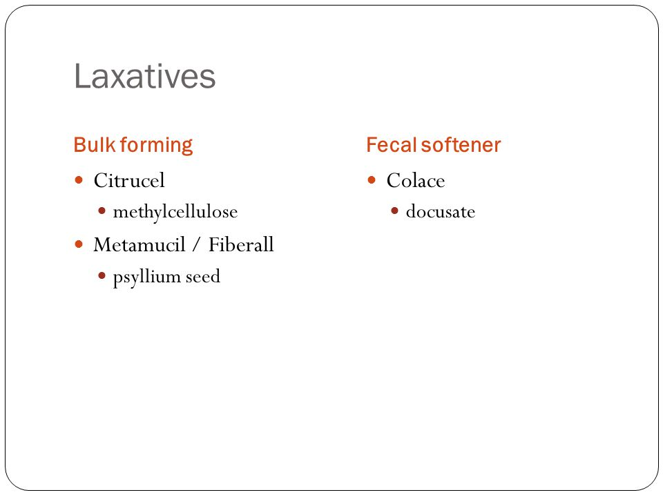 Gastrointestinal Medications Ppt Download