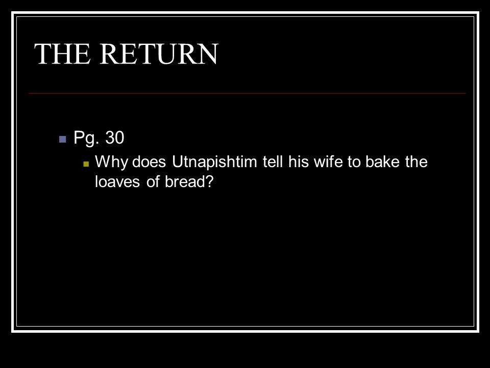 how does utnapishtim become immortal