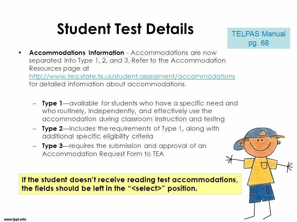 Tea student assessment division 2  these slides have been.