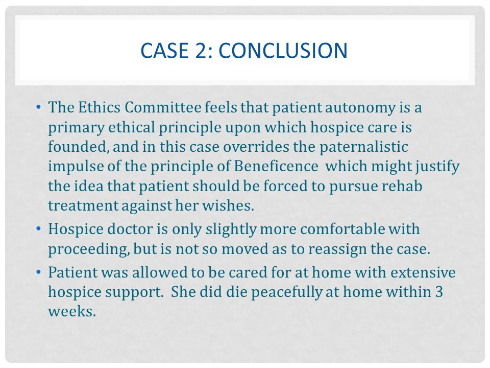 medical ethics case study questions The case study collection is a database of ethics cases from the fields of science, engineering, the social sciences, and business we have also put together an annotated bibliography on using case studies for teaching engineering and research ethics, as well as how to write and assess cases for.
