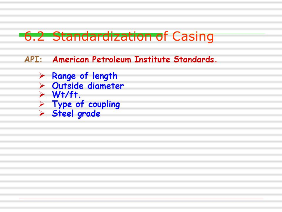 PETE 203 DRILLING ENGINEERING - ppt video online download