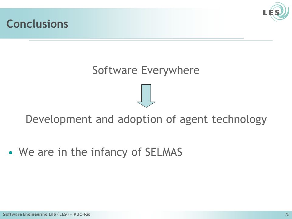 Development and adoption of agent technology