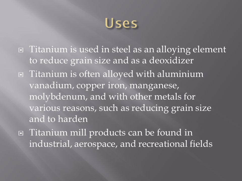 Titanium By Basil Sunier  - ppt video online download
