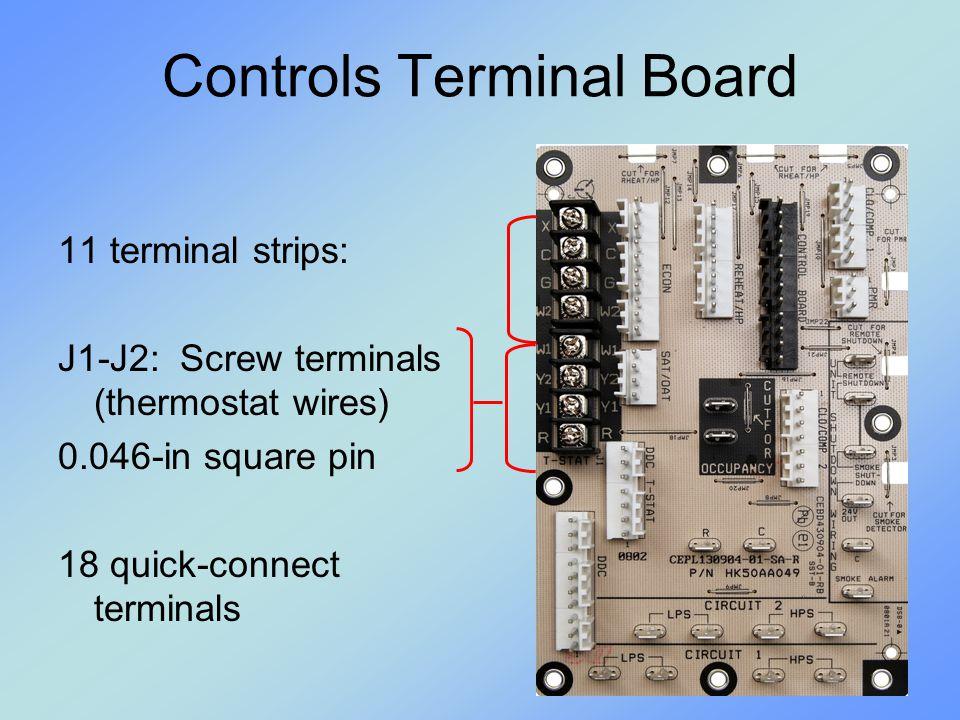 Command Center Terminal Board RTU-MP Controller (Opt) - ppt video