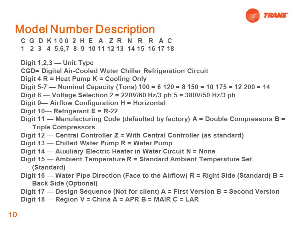 Trane Variable Water Flow System - ppt video online download
