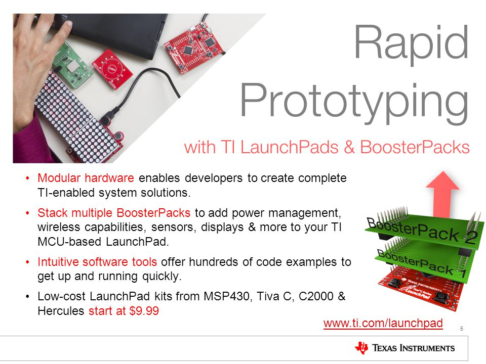 With the Wi-Fi LaunchPad - ppt download