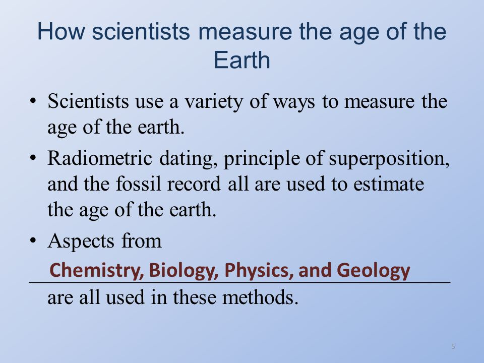 why do scientists use radiocarbon dating to find the age of a very tall