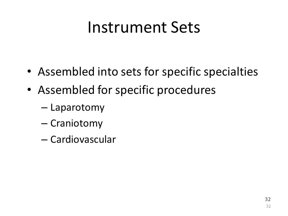 Introduction to Surgical INSTRUMENTATION - ppt video online download