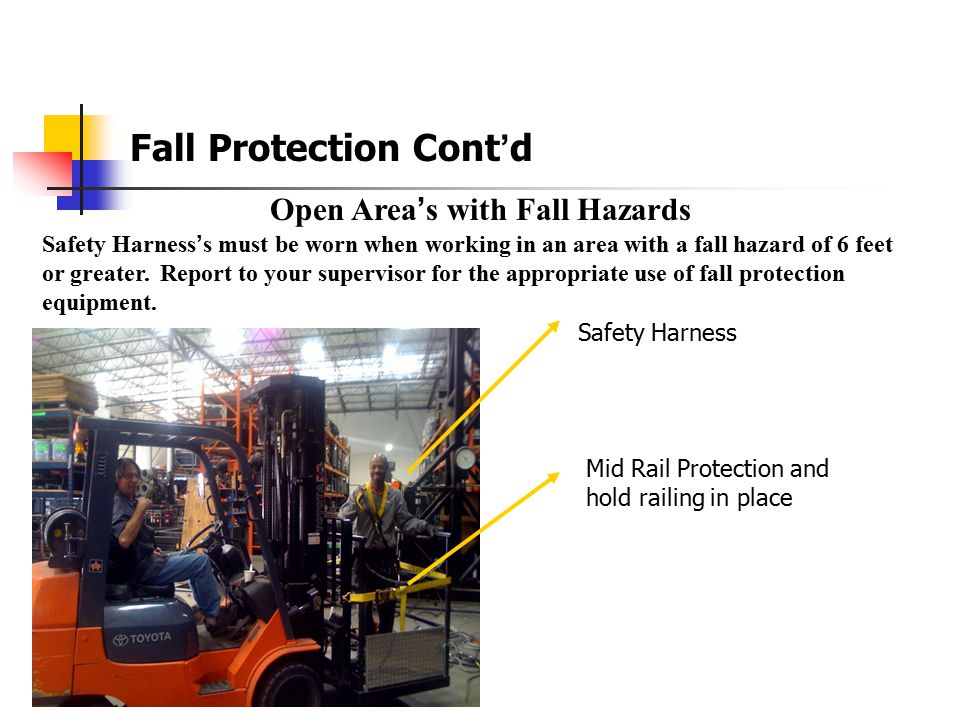 Safety first title ppt download open areas with fall hazards publicscrutiny Gallery