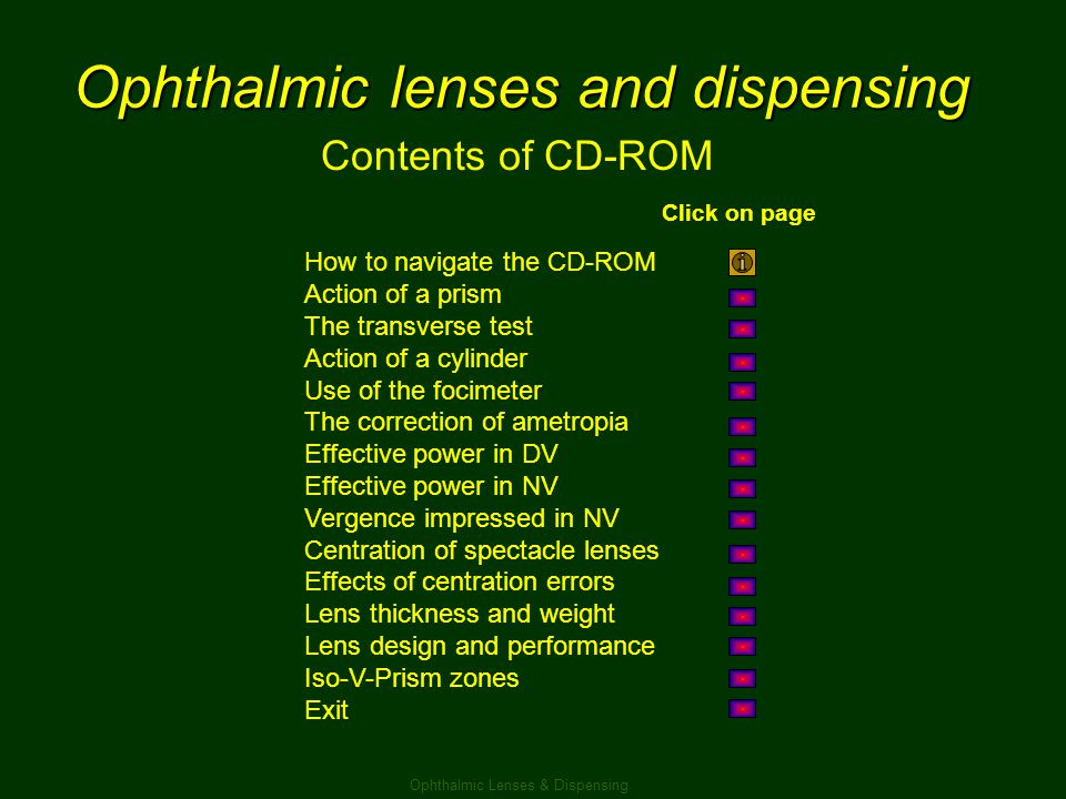 OPHTHALMIC LENSES AND DISPENSING PDF DOWNLOAD