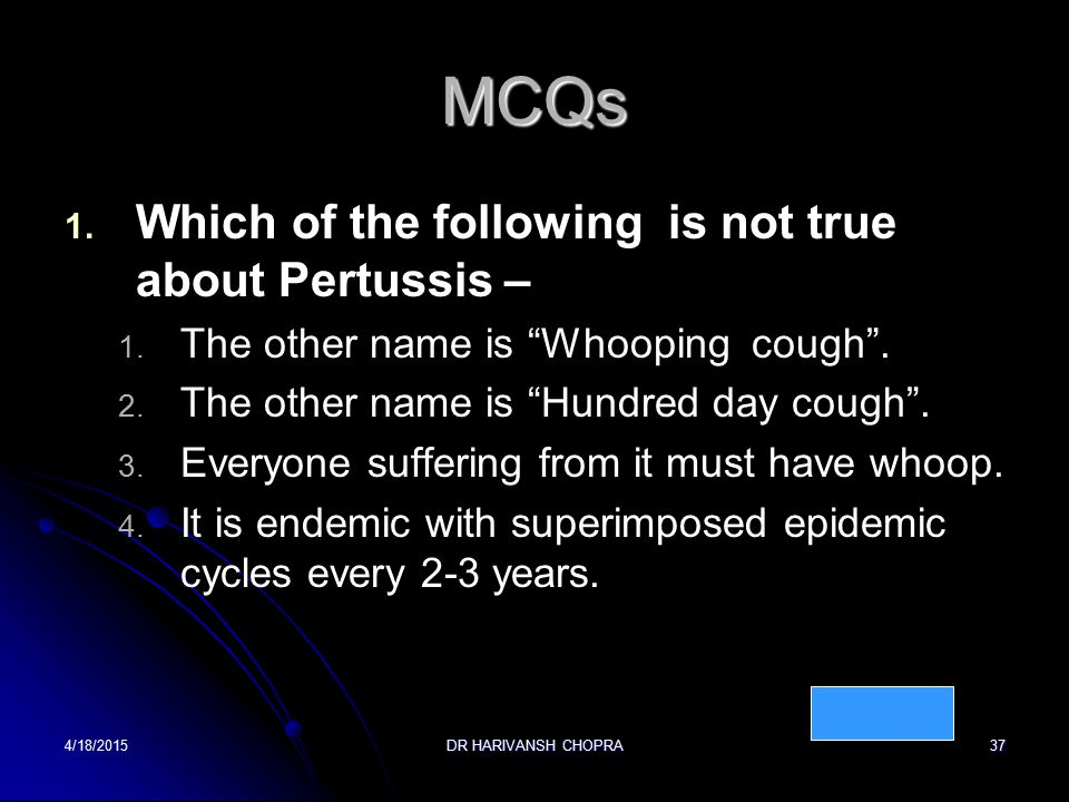 which of the following is not true of surveys pertussis whooping cough ppt video online download 7173
