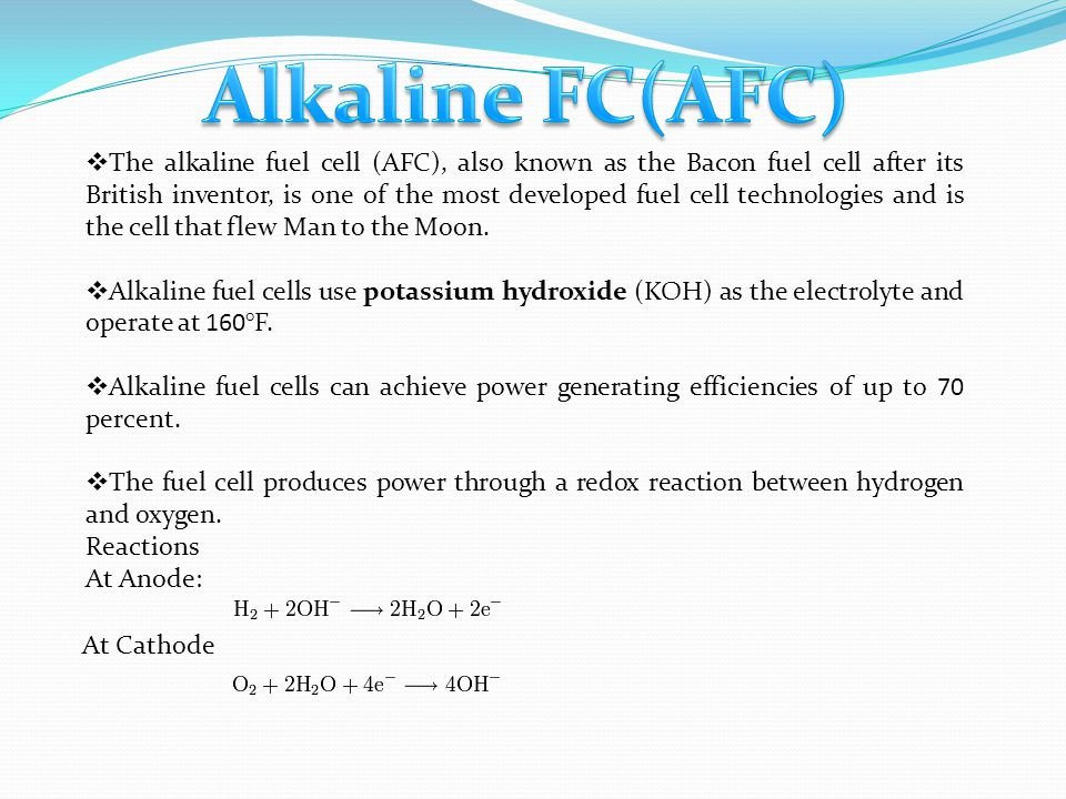 FUEL CELL  - ppt video online download