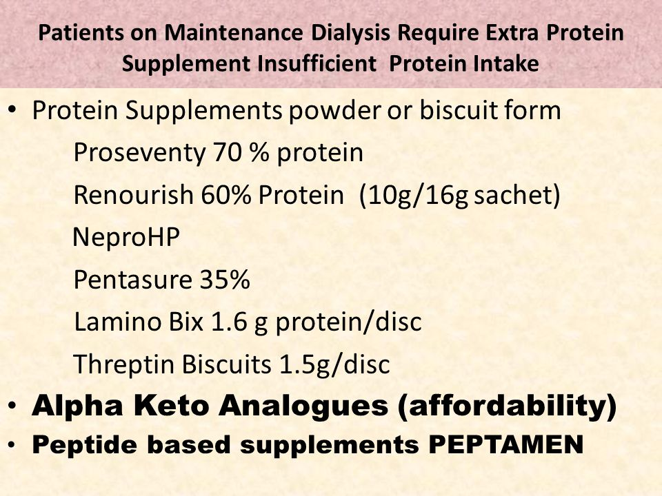 Importance of Diet In Peritoneal Dialysis ppt download