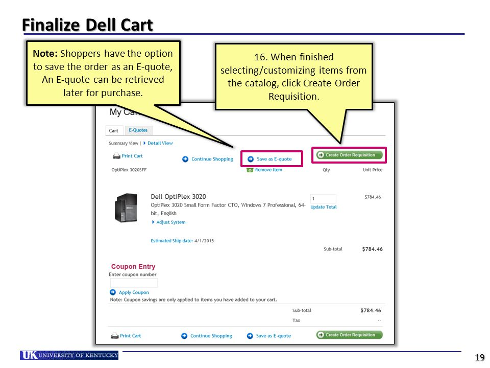 How To Use This Punchout Training Guide Ppt Download Adorable Dell Quote To Order