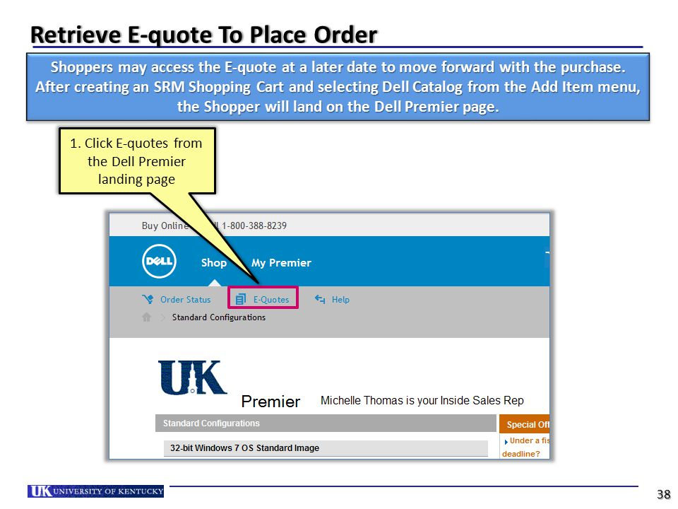How To Use This Punchout Training Guide Ppt Download Custom Dell Quote To Order