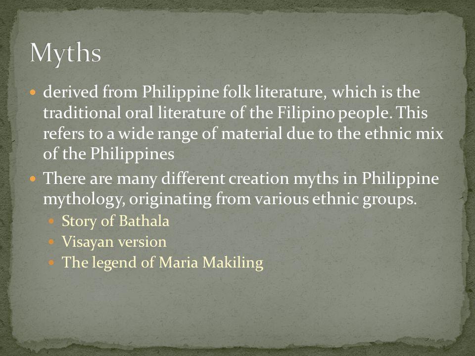 maria makiling summary english
