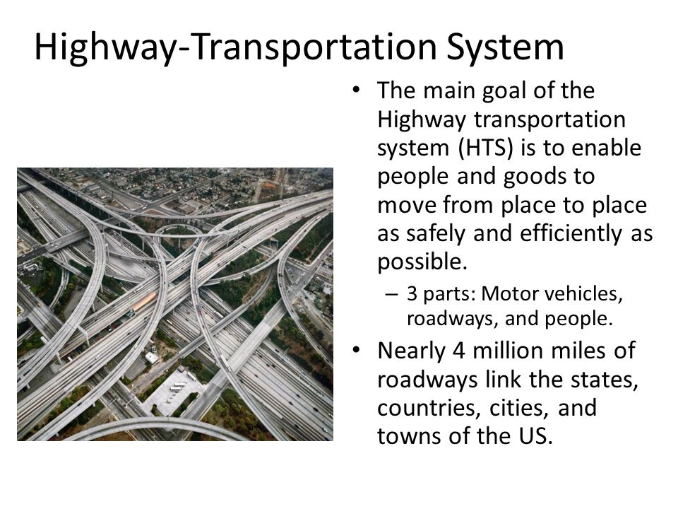 Highway-Transportation System