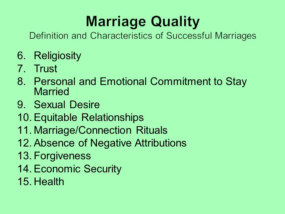 commitment in marriage definition