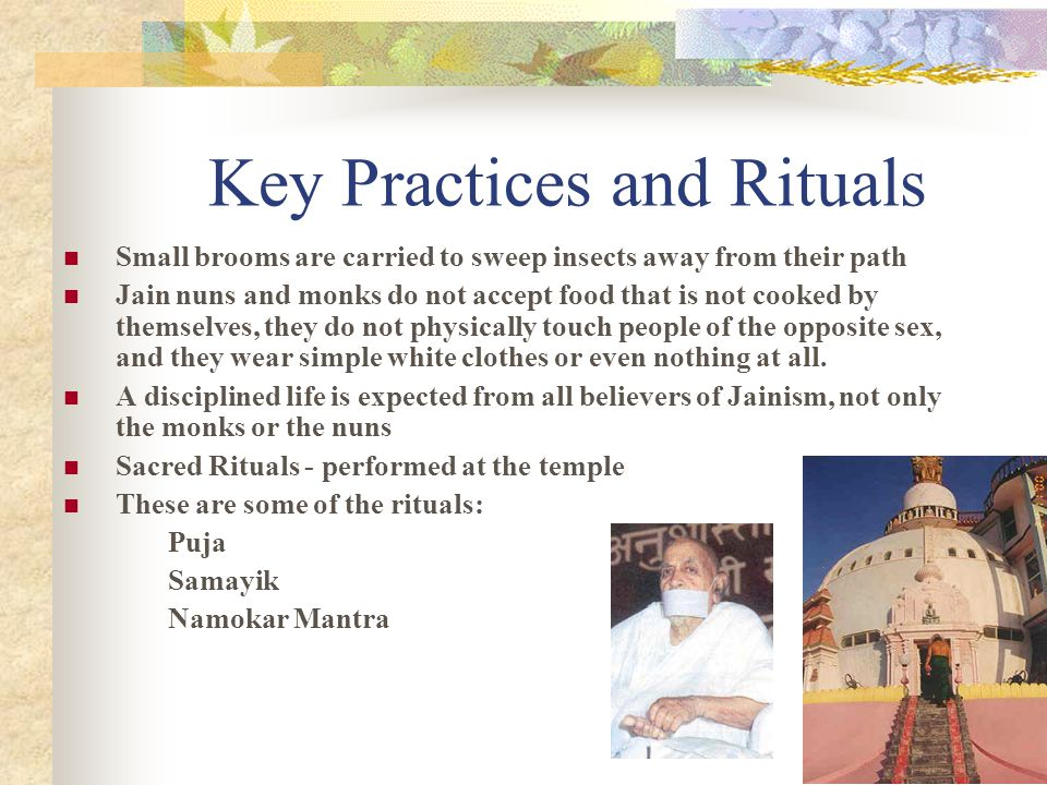 Key Practices and Rituals