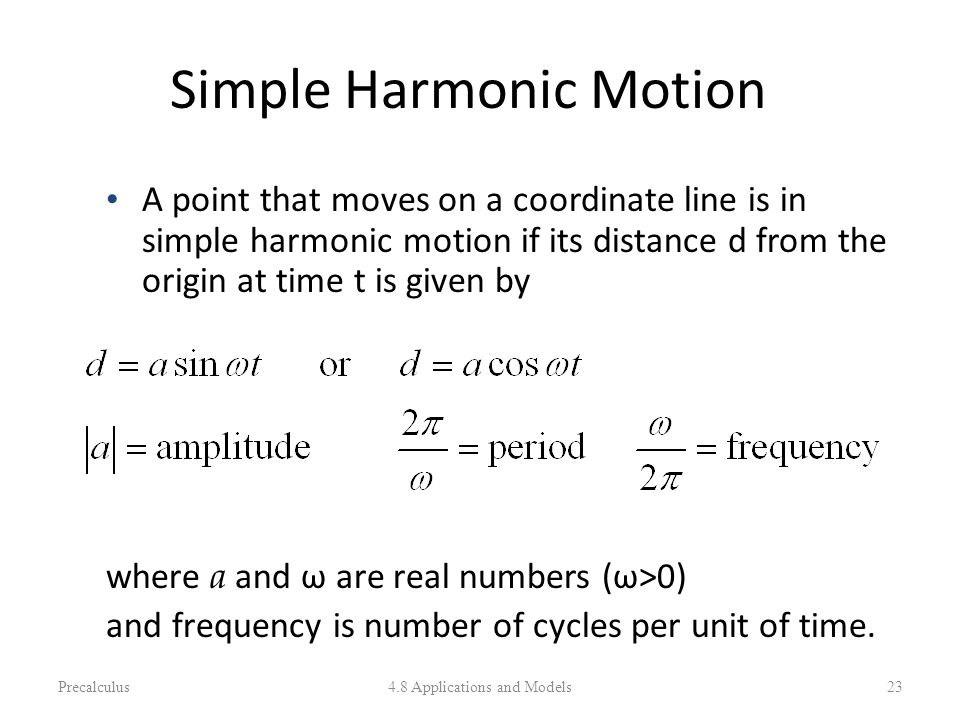 Warmup 10 Ppt Video Online Download. Simple Harmonic Motion. Worksheet. Simple Harmonic Motion Worksheet At Clickcart.co