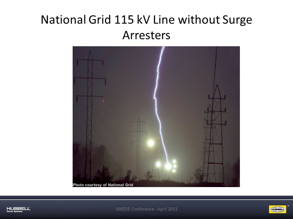 Lightning Arresters and Their Application - ppt video online download