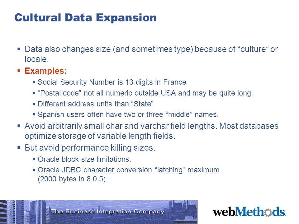 Cultural Data Expansion