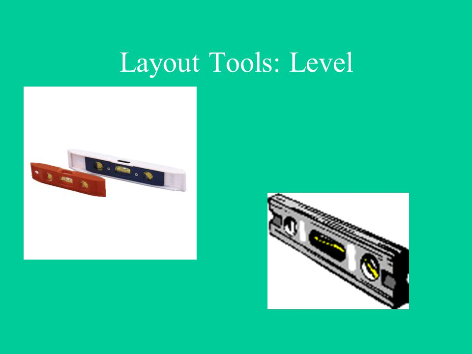 Layout Tools: Level