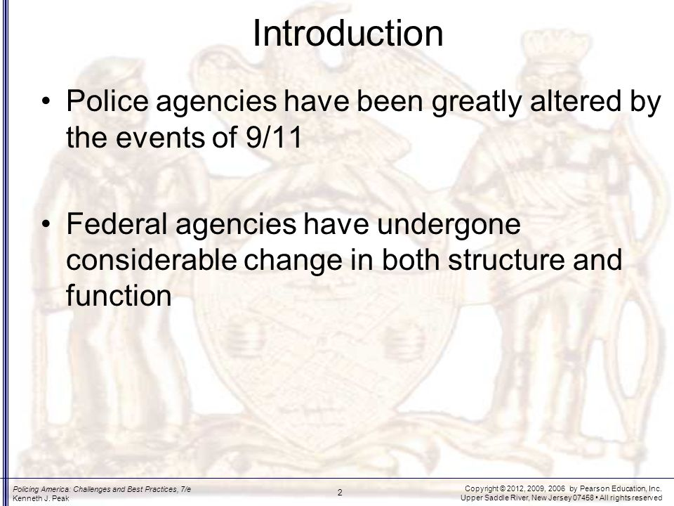 Agencies Within the DHS