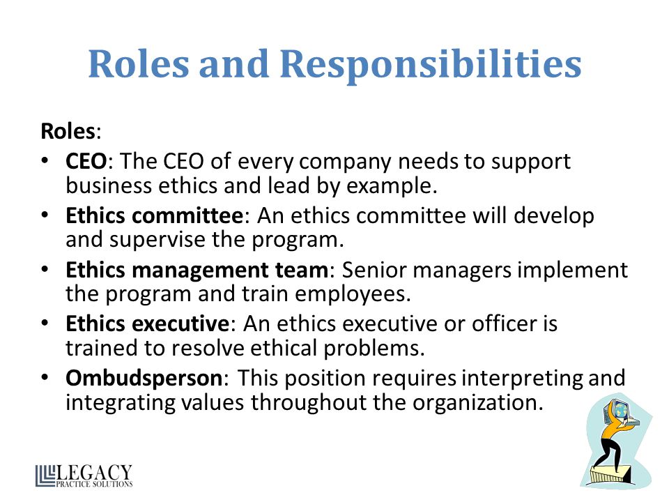 Business Ethics  - ppt download