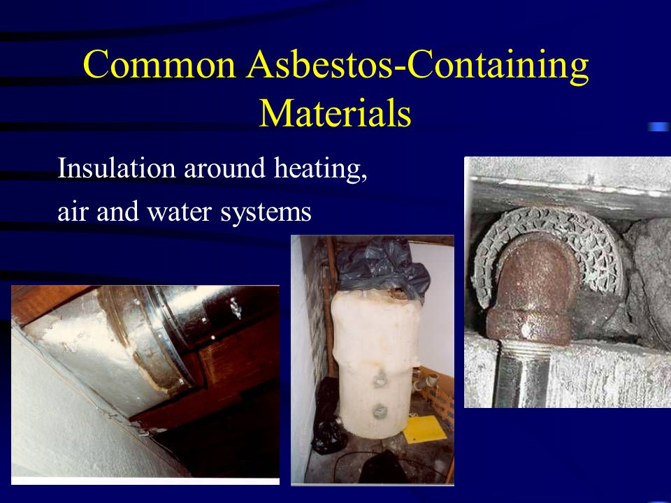 Dealing With Asbestos During The Remodeling Process Ppt