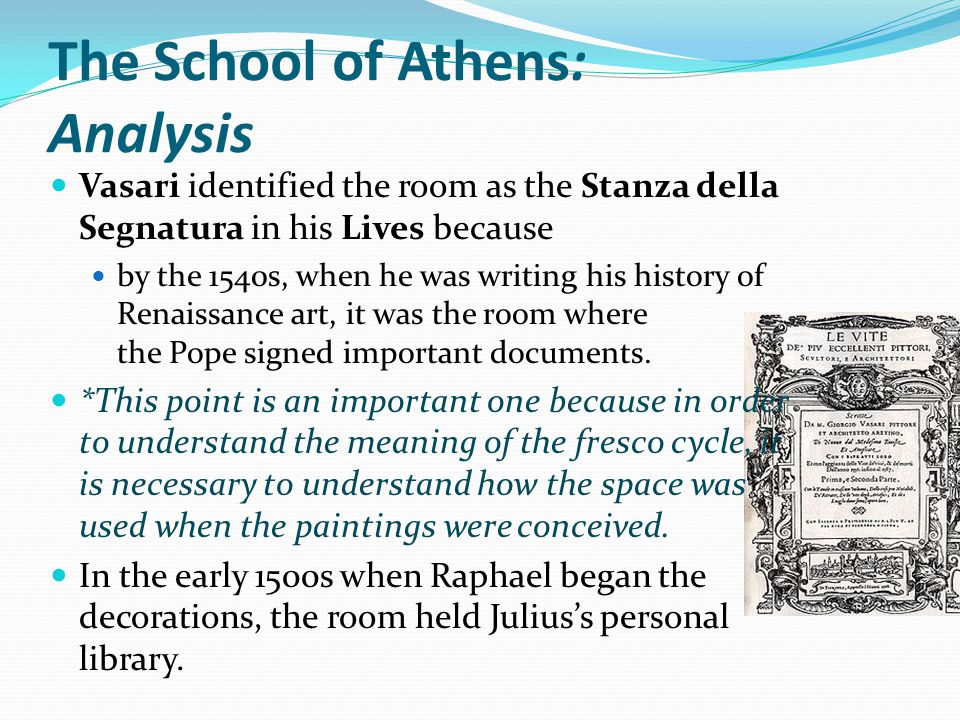 the school of athens facts