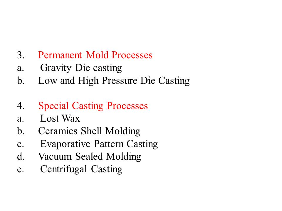 Casting Terms  - ppt video online download