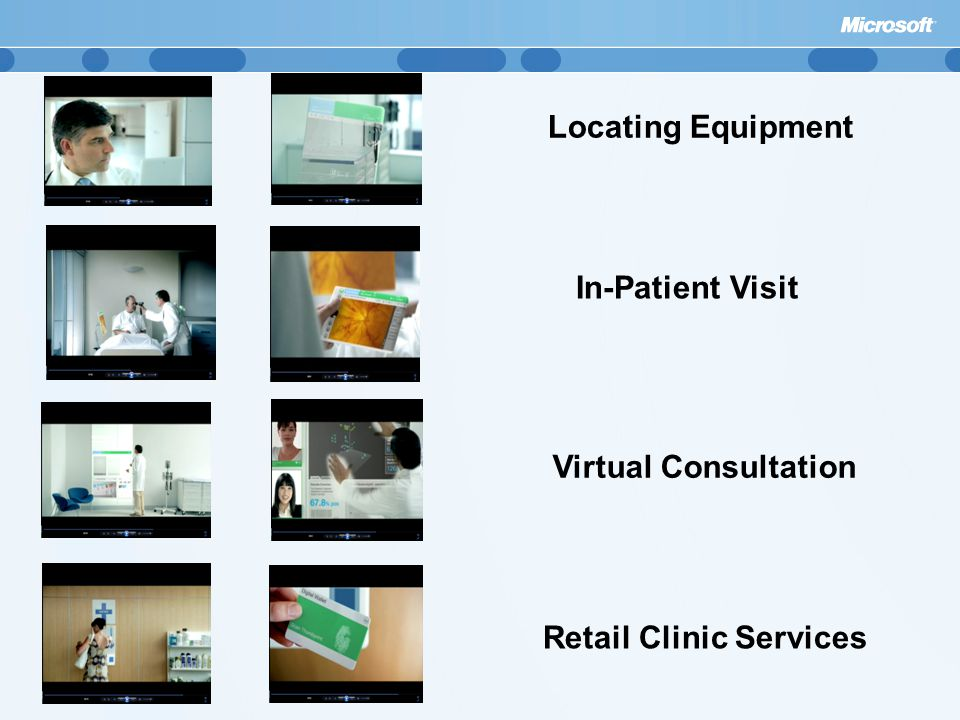 Retail Clinic Services