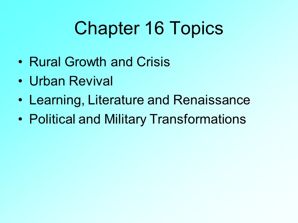 The Latin West AP World History Ch ppt video online download
