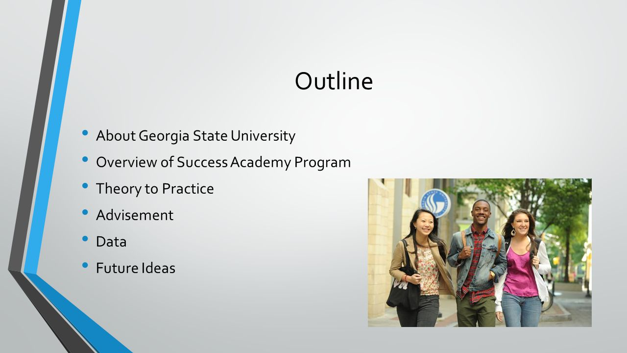 Outline About Georgia State University