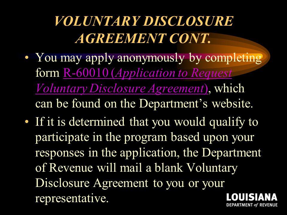 Louisiana Dept Of Revenue Field Audit Division Ppt Video Online