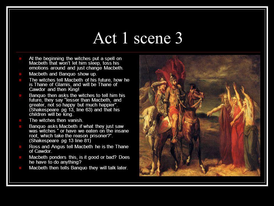 macbeth witches act 1 scene 3