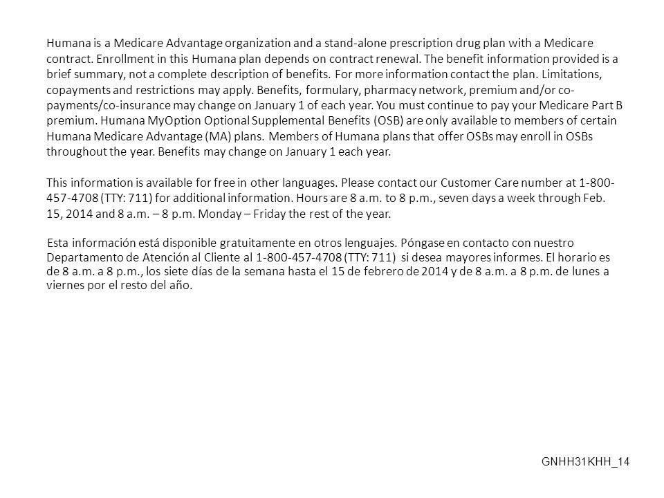 Humana Medicare Advantage and Prescription Drug Plans ...