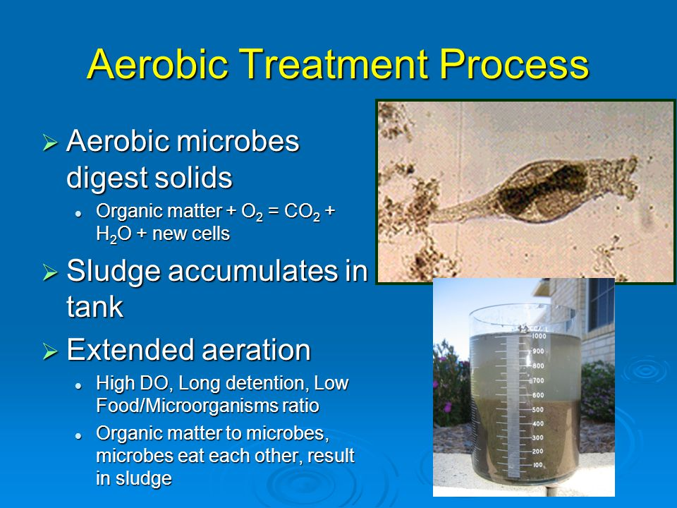 How Owtss Using Aerobic Treatment Work Ppt Download
