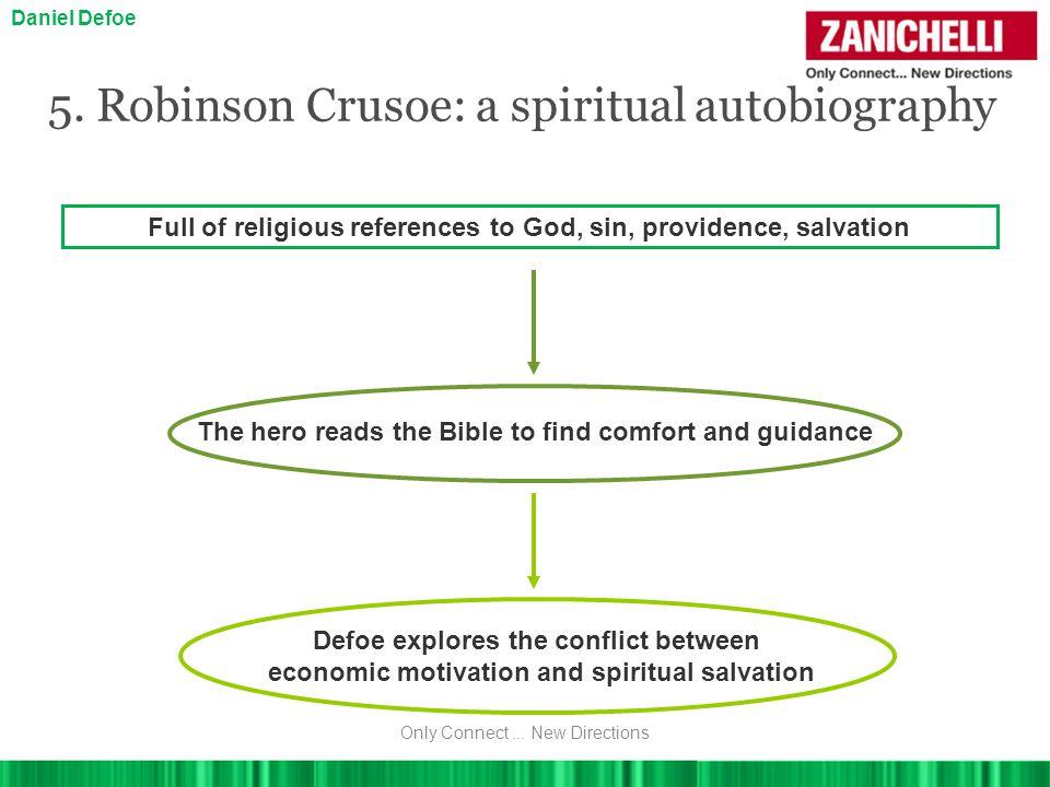 robinson crusoe conflict
