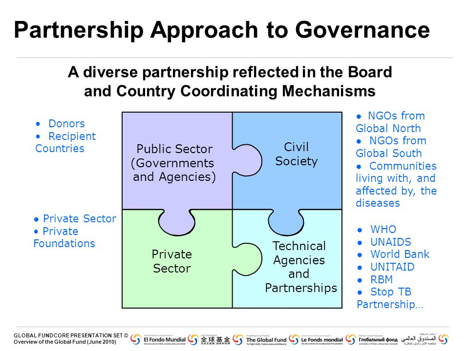 Partnership Approach to Governance