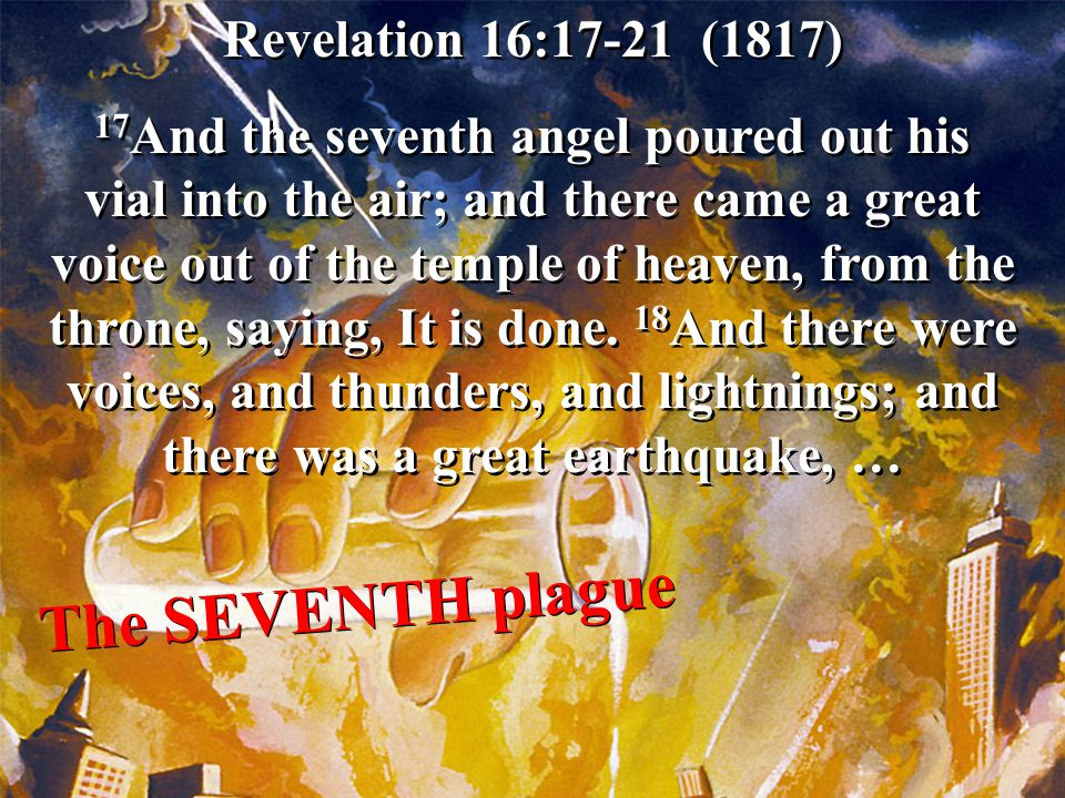 22 The seven plagues of Revelation - ppt video online download